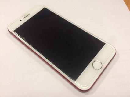 Iphone7 (product) Red 128gb