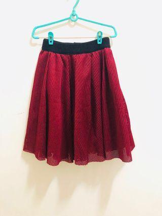 🚚 網狀短裙 #半價衣服市集