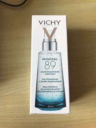 🚚 Vichy Minéral 89 booster quotidian fortifant skin fortifying daily booster