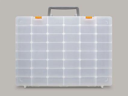 Tackle Storage Box (48 Compartments)