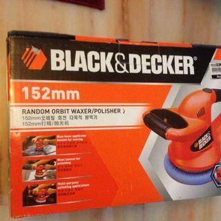 Black & Decker car polisher