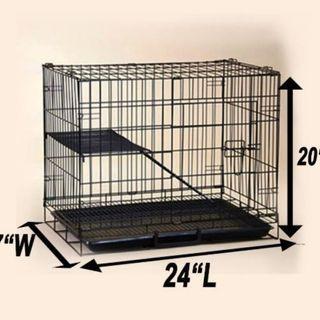 cat/ dog/rabbit cage 1 tier