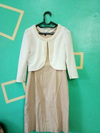 Dress & outer