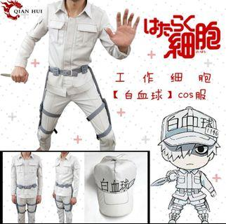 White blood cell cosplay