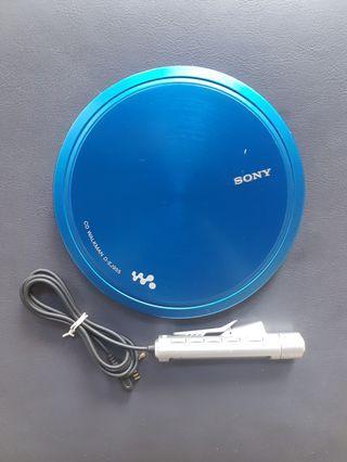 Sony Discman with Remote - D-EJ955