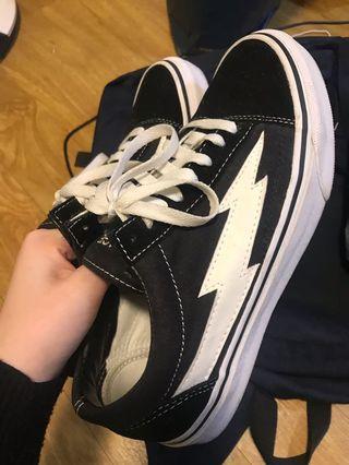 Revenge x storm 黑 鞋子 7號