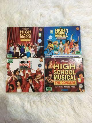 [Repriced] DISNEY High School Musical Original Blue Ray DVD collector edition