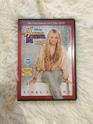 [Repriced] Disney Hannah Montana Forever Final Season - Blue Ray collector edition