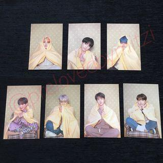 BTS MAP OF THE SOUL PERSONA POSTCARDS