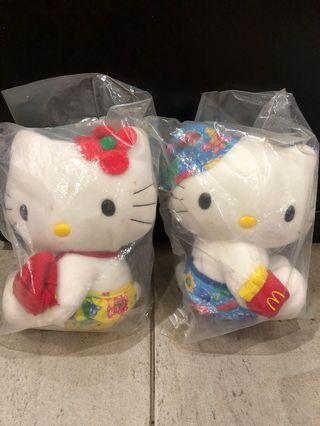 🚚 McDonald's hello kitty