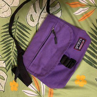 紫色隨身小包