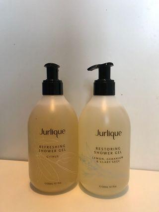 Jurlique Citrus/Lemon Geranium shower gel 300ml
