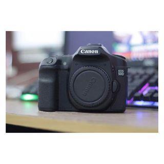 Kamera Semi Pro Canon EOS 50D