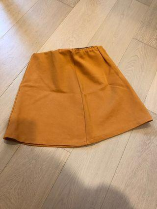Korea Short Skirt 斯文裙 高腰裙