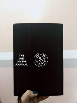 [CBTL] THE 2019 GIVING JOURNAL + FREE BOOK!