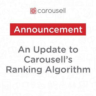 Why we have been updating our ranking algorithm