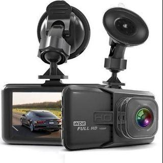 (A10) HAWACHA DASH CAMERA FOR CARS WITH FULL HD 1080p 170  Degree Super Wide)