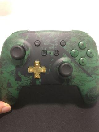 Limited Edition PowerA Nintendo Switch Zelda Pro Controller