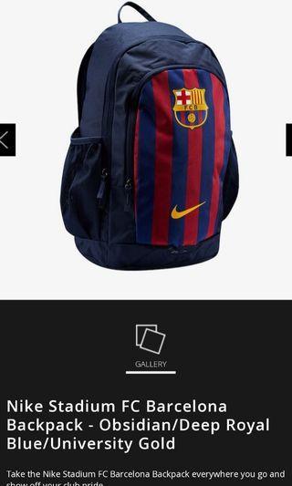 Nike Barcelona Backpack