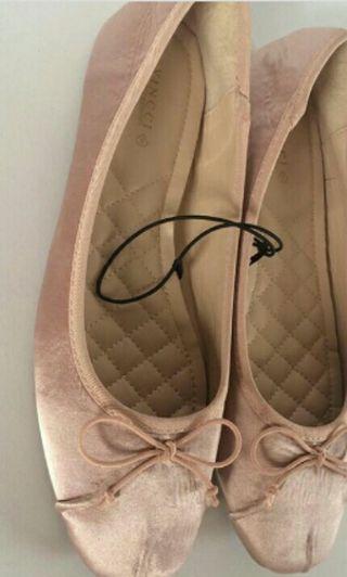 Flatshoes vnc (velvet)