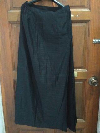 Black Skirt #GayaRaya