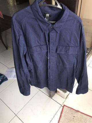 h&m coach jacket