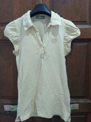 Chicavenue Polo Tshirt #GayaRaya