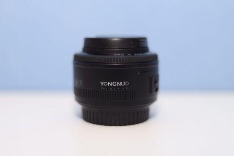 YN 35mm f2 (Canon)