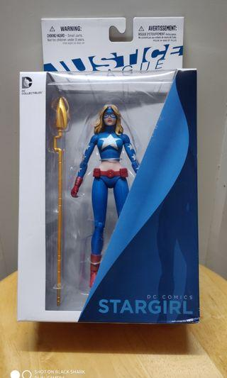 dc collectibles 逐星女 stargirl