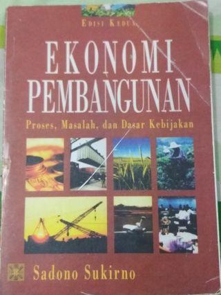 Ekonomi Pembangunan (Buku Bekas)