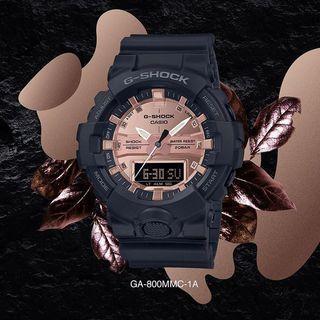 """GA-800MMC-1A 卡西歐品牌手錶""""Casio""""""""G-Shock""""日本機芯一年保養"""