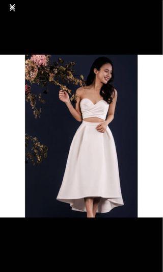 Doublewoot Dionamist White Dress