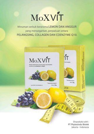 MoXVIT Juice Drink 50 gr.