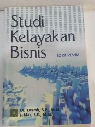 Studi Kelayakan Bisnis / SKB (Buku Bekas)