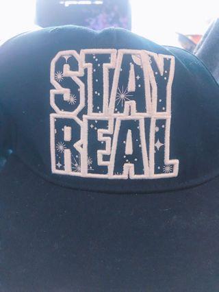 stayreal星空帽子