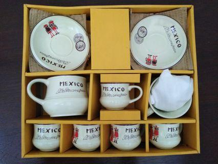 Sanpo Coffee Dripper 7 pieces set