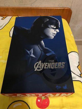 Hottoys Captain America