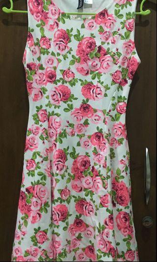 Hnm H&M dress floral