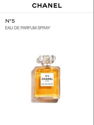 Chanel No.5 Perfume 30ml 50ml 100ml