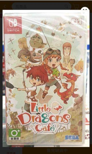 Switch Little Dragons Cafe 中文