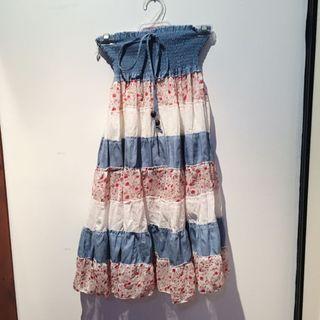Boho Skirt S