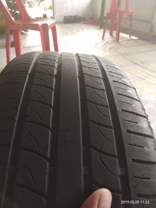 Alza tyre used 4 pcs