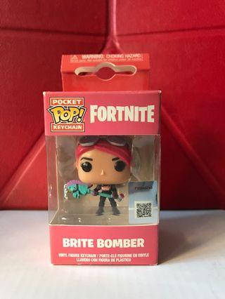 Fortnite Keychain - Brite Bomber