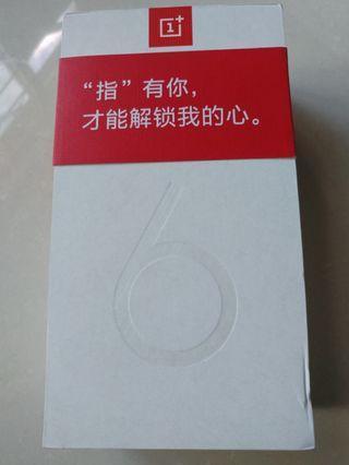 [BNIB Black] OnePlus 6T Export Set: 8gb + 128gb