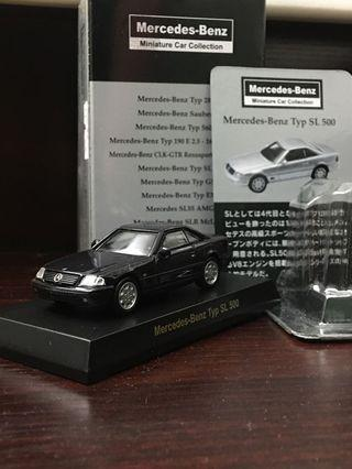 1/64 kyosho 京商 Mercedes Benz SL500