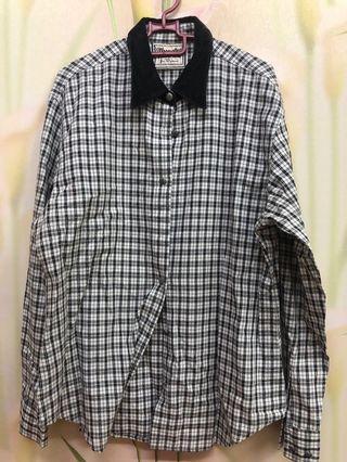 Woman Checkered Shirt