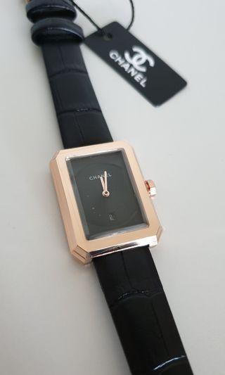 Chanel Inspired Watch