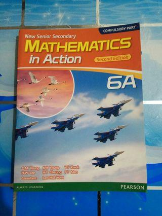 NSS Mathematics In Action 6A (2nd Edition)