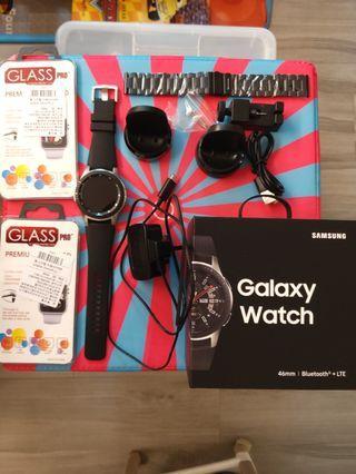 Samsung Galaxy Watch 46mm Bluetooth + LTE