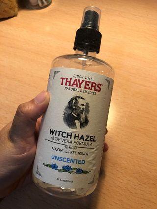 Thayers Witch Hazel Aloe Vera UNSCENTED